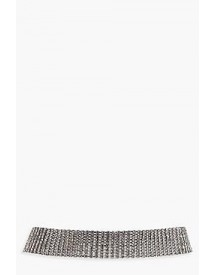 Sarah Diamante Chain Belt afbeelding