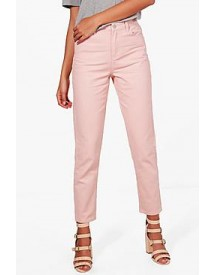 Tall Eller High Waist Mom Jean afbeelding