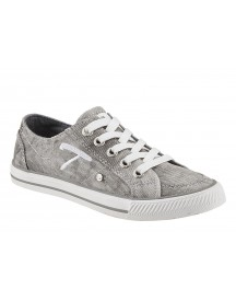 Tom Tailor Canvas Sneakers afbeelding