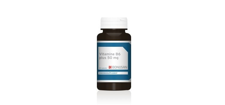 Image Vitamine B6 50 Mg Plus