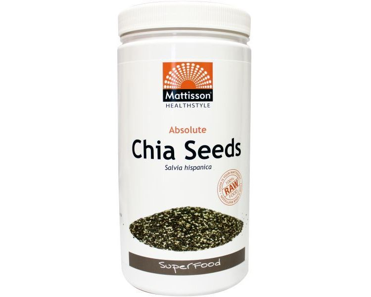 Image Absolute Chia Seeds Raw