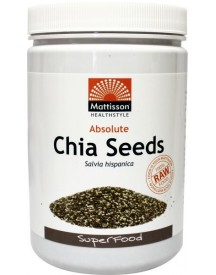 Absolute Chia Seeds Raw afbeelding
