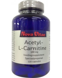 Acetyl L Carnitine 500 Mg afbeelding