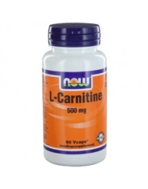 L-carnithine 500mg afbeelding