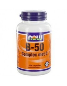 Vitamine B50 Complex With C afbeelding