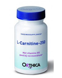 L-carnitine 250 afbeelding
