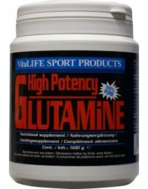 High Potency Glutamine afbeelding