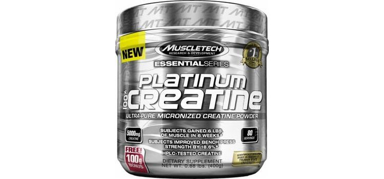 Image Platinum Micronized Creatine