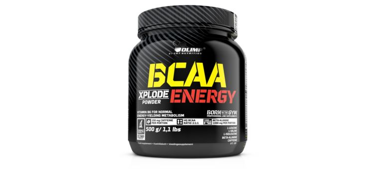 Image Bcaa Xplode Powder Energy