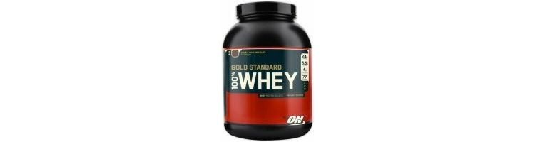 Image Whey Gold Standard