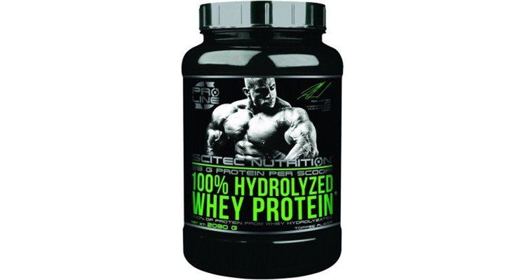 Image Hydrolyzed Whey Protein