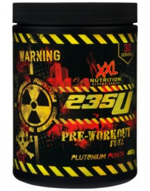 235u - Xtreme Pre Workout afbeelding