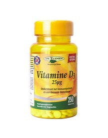 Vitamine D3 Supplementen Van Holland & Barrett 25mcg 250 Tabletten afbeelding