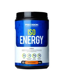 Precision Engineered Iso Energy Orange afbeelding