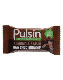 Pulsin' Raw Chocolate Brownie 50gr afbeelding