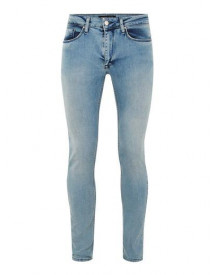 Antioch Light Blue Spray On Skinny Jeans* afbeelding