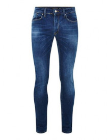 Antioch Navy Spray On Skinny Jeans* afbeelding