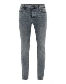 Grey Cloud Stretch Skinny Jeans afbeelding