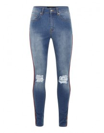 Jaded's Super Skinny Ripped Jeans* afbeelding