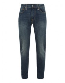 Levi's 512 Dark Blue Slim Tapered Jeans afbeelding