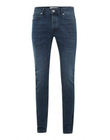 Mid Blue Wash Stretch Skinny Jeans afbeelding