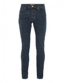 Mid Wash Blue Stretch Skinny Jeans afbeelding