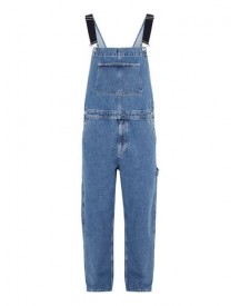 Mid Wash Dungarees afbeelding