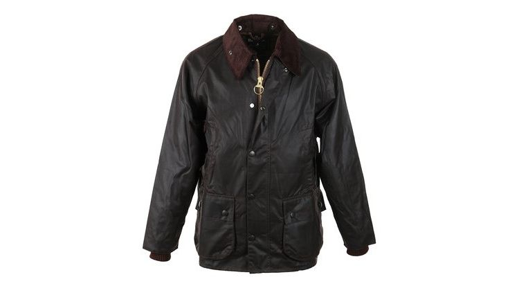 Image Barbour Bedale Wax Jas Bruin