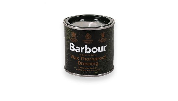 Image Barbour Wax Thornproof