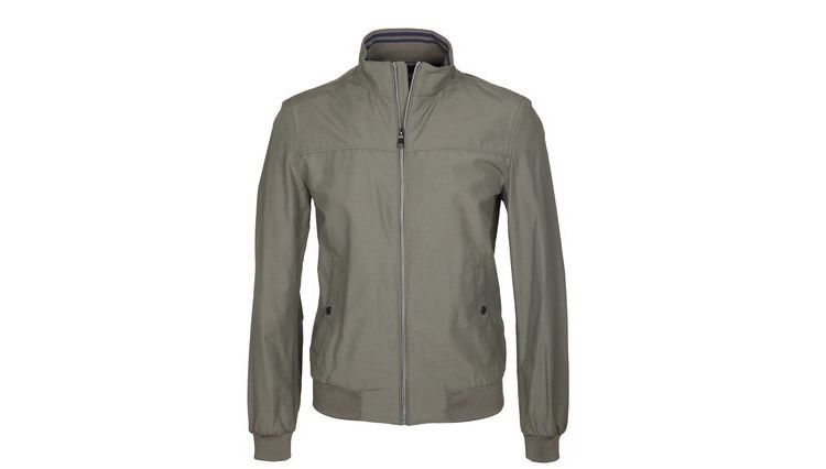 Image Geox Bomber Jack Military Green