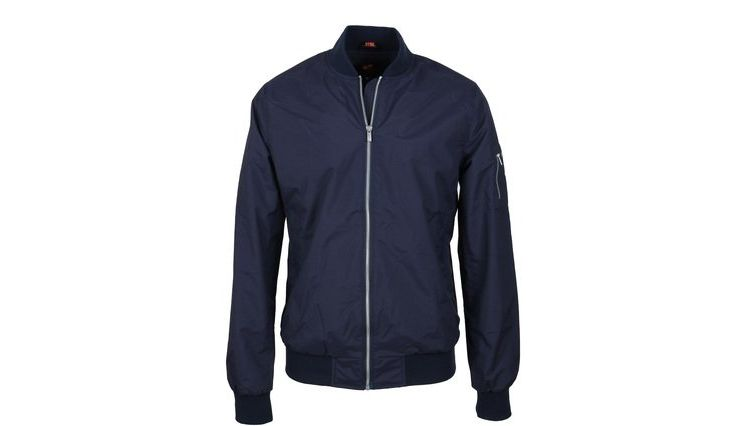Image Suitable Bomber Chapron Navy