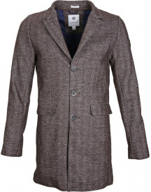 Dstrezzed Coat Boucle Brown Melange afbeelding