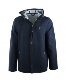Lyle And Scott Raincoat Donkerblauw afbeelding