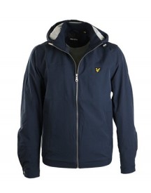 Lyle And Scott Softshell Donkerblauw afbeelding
