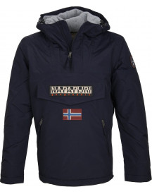 Napapijri Rainforest Winterjas Pocket Navy afbeelding