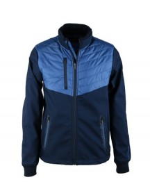Suitable Softshell Spur Jacket Blauw afbeelding