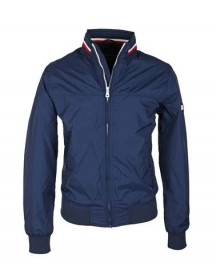 Tommy Hilfiger Bomber Blauw afbeelding