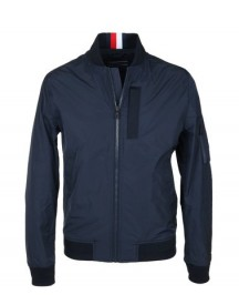Tommy Hilfiger Tape Bomber Navy afbeelding