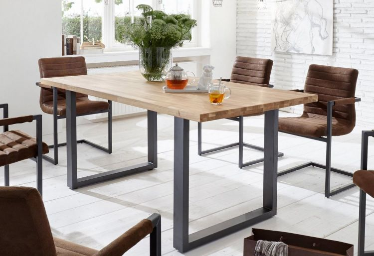 Image Home Affaire Eettafel Miami Beach, In 2 Afmetingen