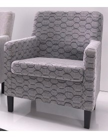 Atlantic Home Collection Fauteuil In Retro-look afbeelding