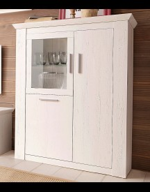 Home Affaire Highboard Hoogte 145 Cm afbeelding