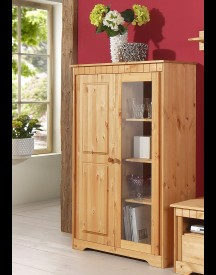 Home Affaire Highboard Pöhl 95 Cm Breed afbeelding