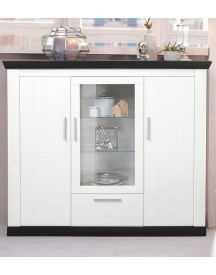 Home Affaire Highboard Siena, Breedte 141 Cm afbeelding