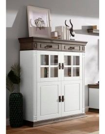 Home Affaire Highboard Vinales, Breedte 112 Cm afbeelding