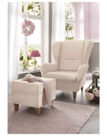Home Affaire Oorfauteuil Carolina afbeelding