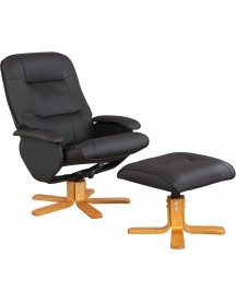 Home Affaire Relaxfauteuil & Hocker Nice afbeelding