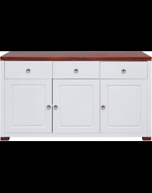 Home Affaire Sideboard Gotland Breedte 147 Cm afbeelding