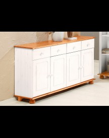 Home Affaire Sideboard Mette Breedte 156 Cm afbeelding
