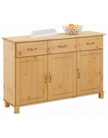 Home Affaire Sideboard Pivo, Breedte 119 Cm afbeelding