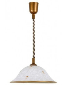 Jens Stolte Hanglamp, 1 Fitting, Art Flower afbeelding
